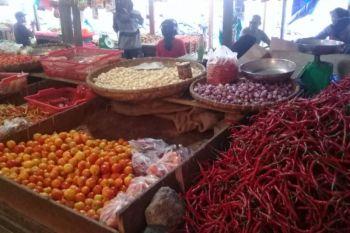 Pedagang kebutuhan pokok harapkan angkutan murah