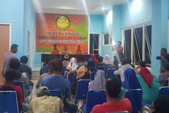 Basarnas Ternate berhasil evakuasi penumpang KMP Bandeng