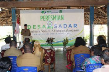 Awer Jadi Desa Sadar Jaminan Sosial Ketenagakerjaan
