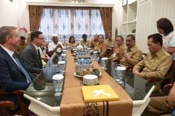 Wali Kota Vlissingen kunjungi Ambon