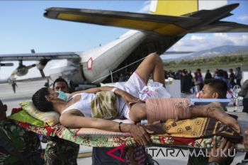 Pemprov Maluku bantu korban gempa Palu