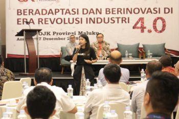OJK Maluku gelar seminar era revolusi industri