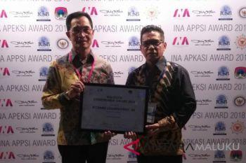 Wali Kota Ambon raih penghargaan INA Entrepreneur
