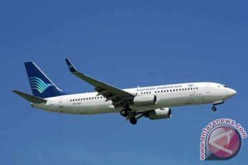 Peningkatan penumpang Garuda tujuh persen
