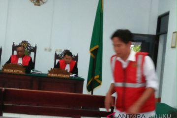 Tujuh terdakwa kasus cinnabar dituntut 1,3 tahun