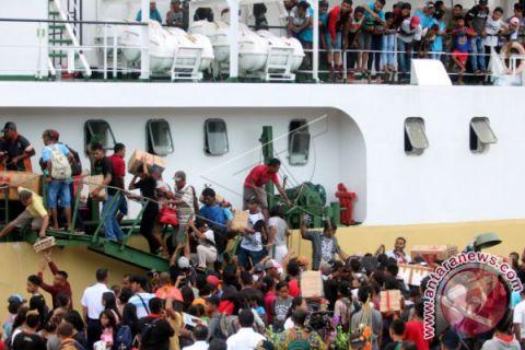 Bupati: belum ada laporan pengembalian kapal feri