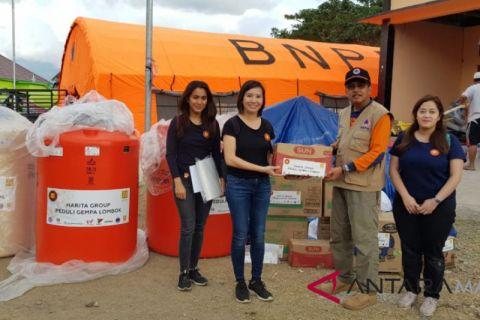 HARITA Group Serahkan Bantuan Senilai Rp300 juta untuk Lombok