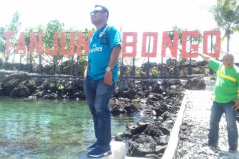 Festival Wonderful Halut dipusatkan di Tanjung Bongo