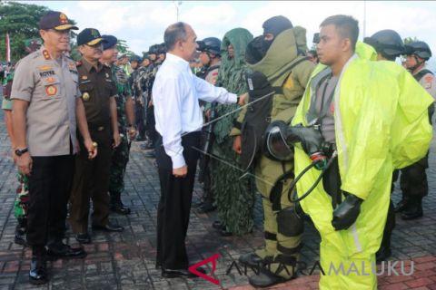 Operasi Mantap Brata Siwalima libatkan 5.700 personel