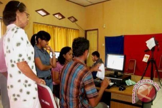 57.645 warga Ambon belum perekaman e-ktp