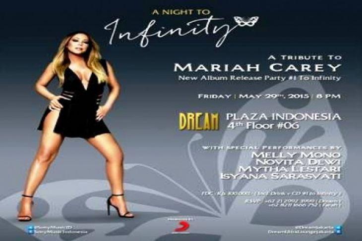 Mariah Carey Kembali Dengan