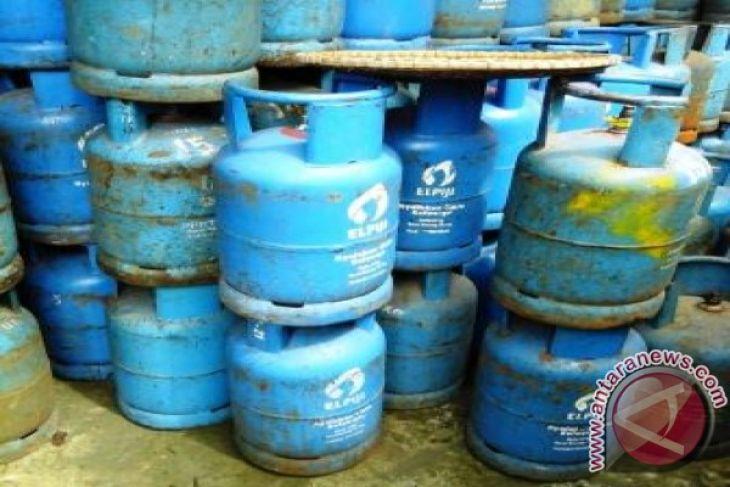 Permintaan gas elpiji di Ambon normal