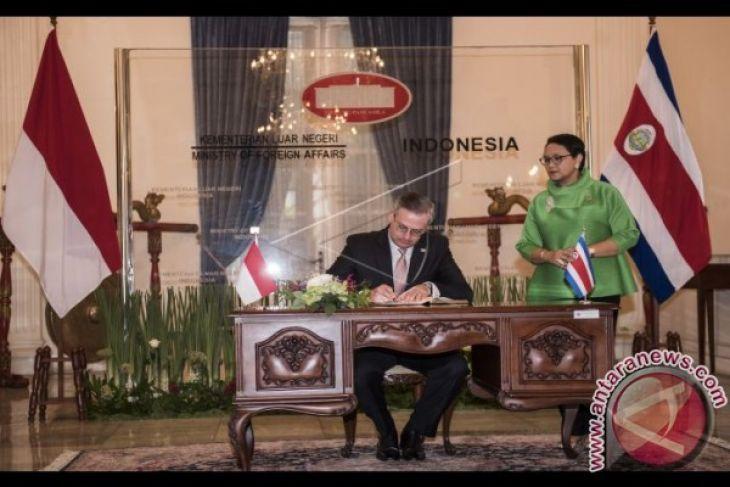 Costa Rica To Open Embassy in Jakarta