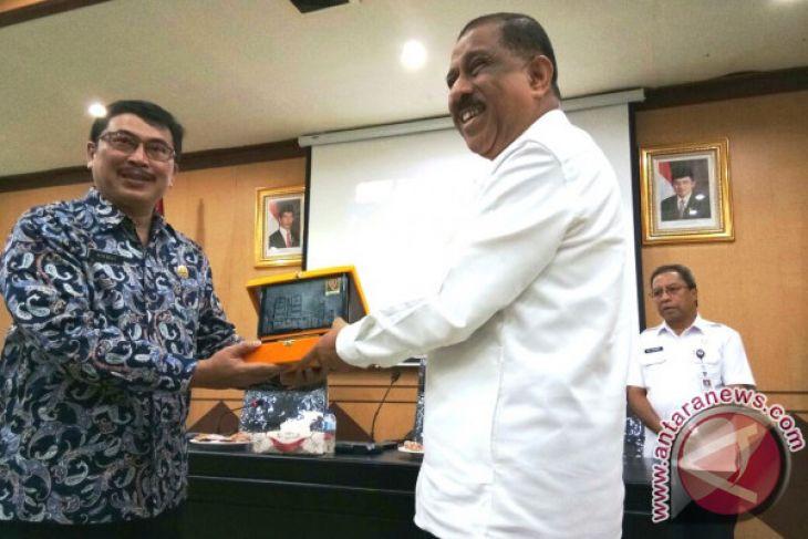 Kesbangpol Bandung Belajar Penerapan Toleransi di Ambon