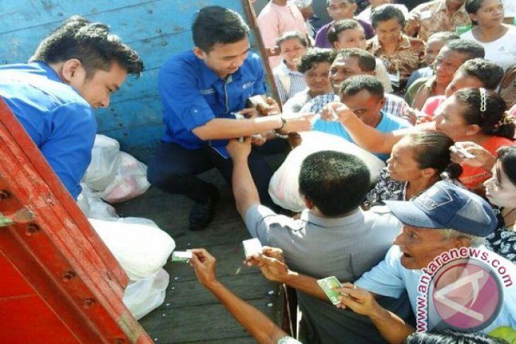 BPJS-K Ambon Siapkan 750 Paket Sembako Murah