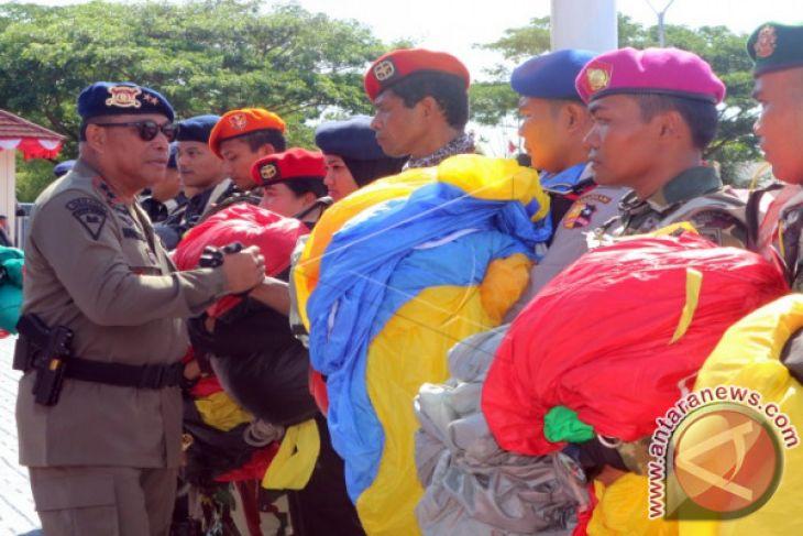 Gubernur: Perayaan HUT Brimob Kebanggaan Bagi Maluku