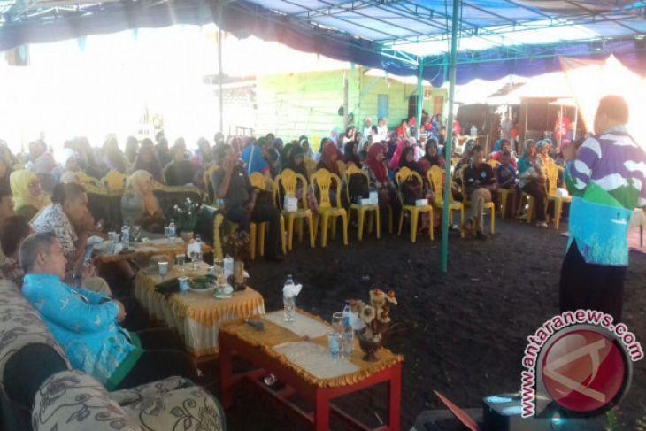 BKKBN Gelar Integrasi Kampung KB di Ternate