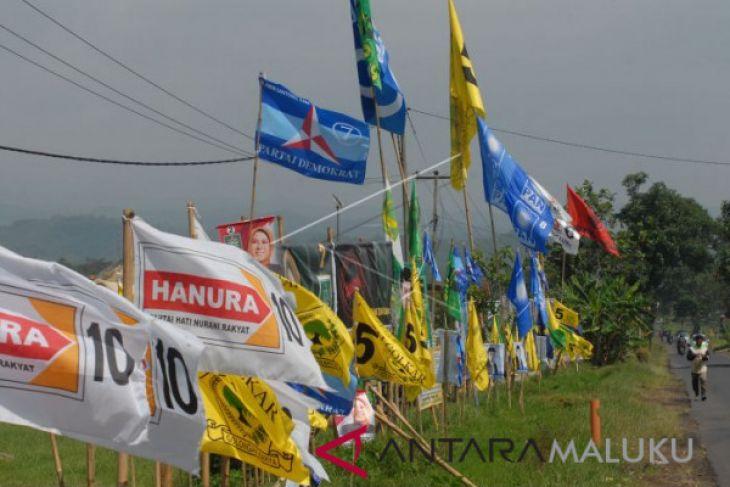 16 Parpol ikut pemilu legislatif