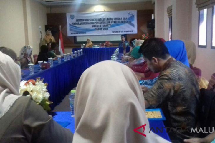 DPPKB petakan dampak tingginya kependudukan di Ternate