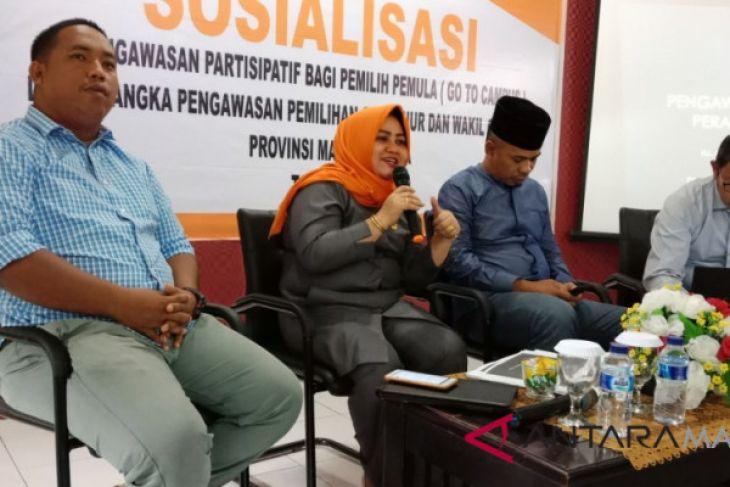 Bawaslu Maluku Utara gelar forum warga