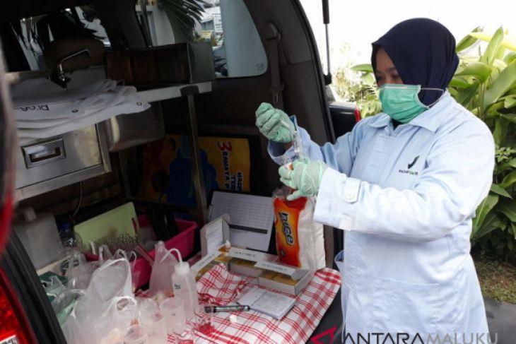 BPOM Maluku temukan 10.573 kemasan pangan ilegal
