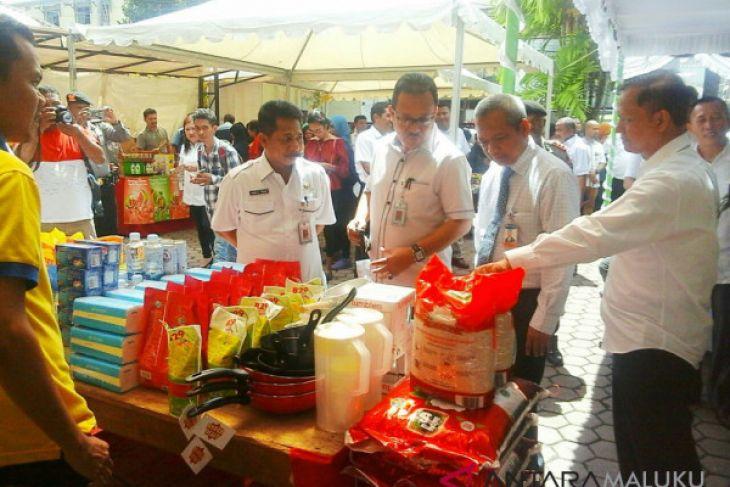 Pemda Maluku gelar pasar murah songsong lebaran