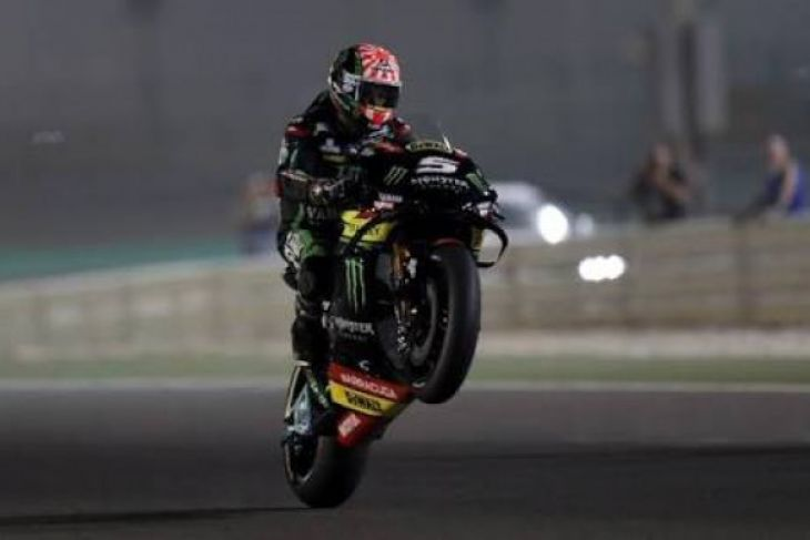 Zarco start terdepan MotoGP Prancis