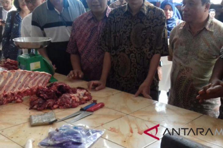 Harga daging sapi di Ternate naik