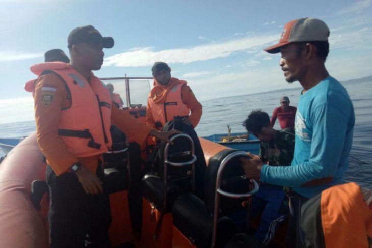 Basarnas selamatkan dua nelayan hilang di perairan Halmahera