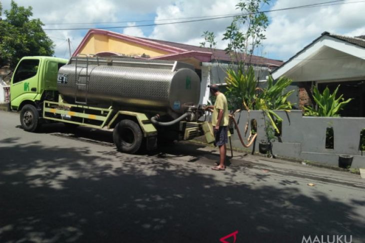 Pelanggan air bersih keluhkan pelayanan DSA