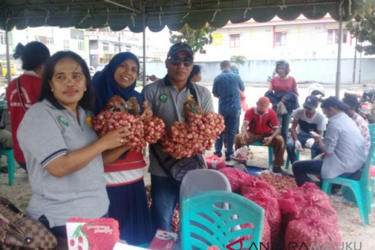 Distan Maluku Tenggara buka galeri bawang merah