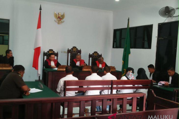 Terdakwa tindak pidana pemilu divonis tiga tahun