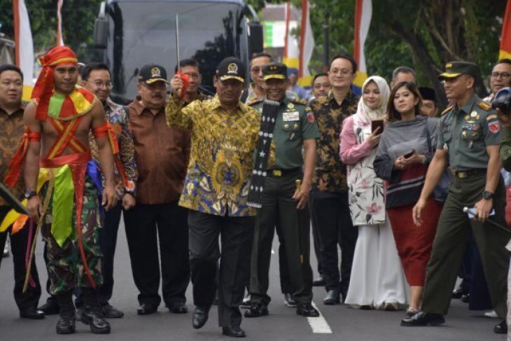 Komisi I DPR RI kunjungi Maluku Utara