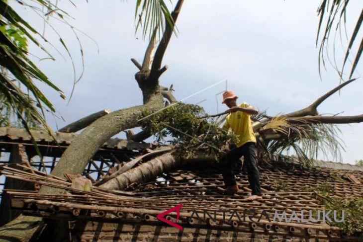Stasiun Meteorologi Pattimura peringatkan angin kencang