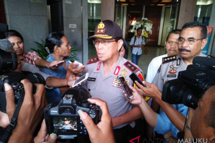 Kapolda: kerukunan umat di Maluku harus dipertahankan