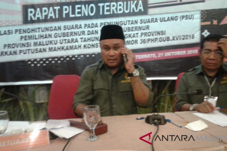 Ketua KPU Malut sesalkan pemberitaan media daring