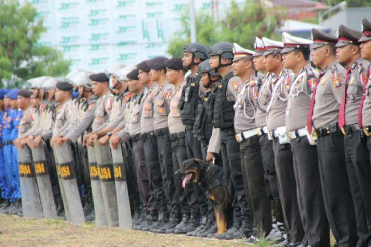 384 personel Polda Malut dikerahkan ke lokasi PSU