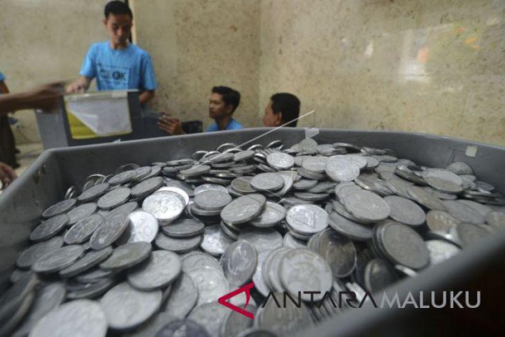 BI ingatkan masyarakat terima uang logam