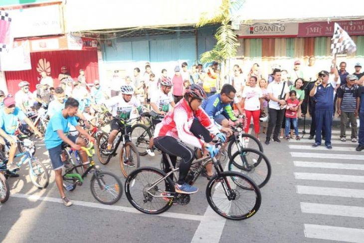 Kemenpora selenggarakan sepeda nusantara 2018 di Ambon