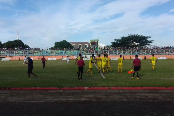Lima tim berebut tiket Suratin Cup