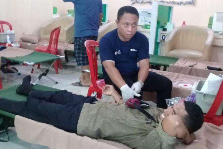 PMI Malut butuh 300 kantong darah