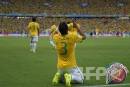Brazil melaju ke 16 besar setelah kalahkan Serbia