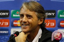Mancini terbuka latih timnas Italia