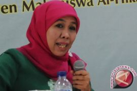 Bangunkan Sahur Jadi kenangan Ramadhan Khofifah