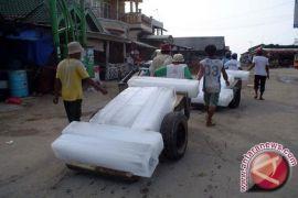 HNSI: Nelayan Pangkalpinang Sulit Peroleh Balok Es