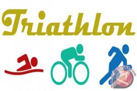 15 negara bakal ikuti Sungailiat Triathlon 2018
