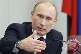 Putin kunjungi lokasi kebakaran di pusat perbelanjaan Rusia