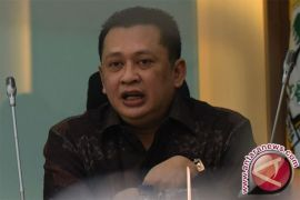 Bambang Soesatyo terima ketua FPDIP bahas pimpinan baru