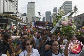 #kamitidaktakut Bukti Kekuatan Islam Moderat di Indonesia