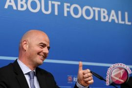 Presiden FIFA: Piala Dunia ubah persepsi terhadap Rusia
